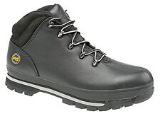 Mens New Timberland SPLITROCK PRO Black Oiled Leather Hiker Type Safety Boots