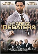 The Great Debaters (DVD, 2008, Widescreen) Forest Whitaker Denzel Washington