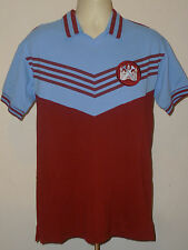 West Ham United Home 1976 Retro SS Football Shirt