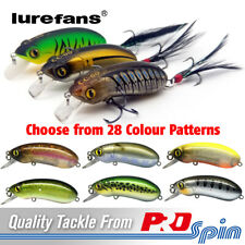Lurefans CC-60 Cunning-Cub 9g Crankbait Lure - Free Postage On Extra Lures!