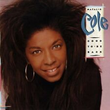 Cole, Natalie: Good to Be Back  Audio Cassette