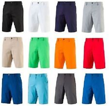NEW 2017 PUMA SOLID FLAT FRONT TECH Pounce GOLF SHORTS, PICK COLOR & SIZE, $72