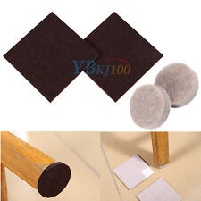 Home Self Adhesive Scratch Protect Felt Pads For Furniture Chair Table Desk Feet