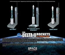 DRAGON 56238 56246 56394 NASA DELTA II / ATLAS Spacecraft diecast models 1:400th
