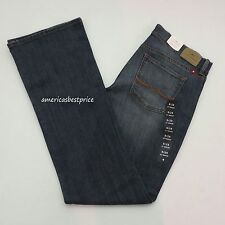 """LUCKY BRAND NEW WOMEN """"SWEAT'N LOW""""JEANS FLARE MID RISE EASY FIT NWT RETAIL $99"""