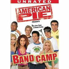 American Pie Presents Band Camp (DVD Movie) Unrated Widescreen Ed.