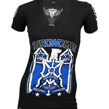 Throwdown Ladies Squadron T Shirt
