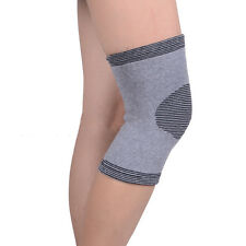 New 1 Pair Outdoor Sport Gym Elastic Knee Pad Support Arthritis Injury Protector