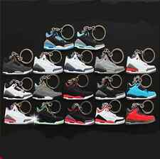 AJ03 Boost Style Silicone Keychain Sneaker basketball shoes Keychain