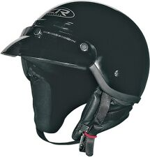 Z1R Drifter Motorcycle Half Helmet Shorty Solid Colors