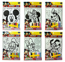 Sand Art Craft Kit For Kids and Family, Mickey Mouse ClubHouse