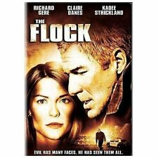 FLOCK, The - Richard Ger,Claire Danes  NEW DVD! FREE SHIPPING!
