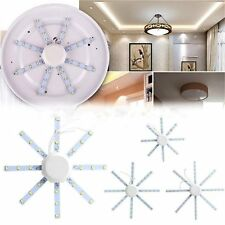 12W 16W 20W 24W 5730SMD Round LED Ceiling Light Panel Retrofit Plate Lamp White