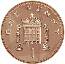 1971-2016 UK GB DECIMAL 1P ONE PENCE PENNY COINS - SELECT DATES FROM LIST
