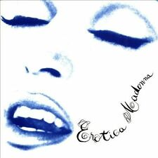 Erotica [Edited] [PA] by Madonna (CD, Oct-1992, Warner Bros.) US Pressing