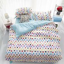 Texas Poker Twin Double Queen King Bed Set Pillowcases Quilt Duvet Cover Ous