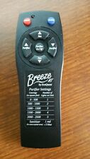 Genuine Remote Control for Breeze AT Air Purifier By EcoQuest