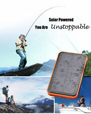 Hot 300000mah Solar Power Bank USB External Battery Charger For Iphone LG