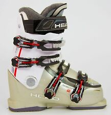 Used $400 Mens HEAD EZON BYS 2 Ski Boots Sizes Mondo 23.5 24.5 25.5 USA 5 6 7