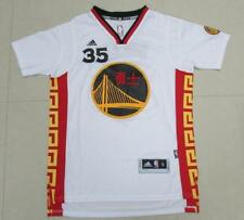 NWT Golden State Warriors Kevin Durant Chinese Limited White Jersey