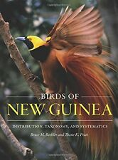 USED (GD) Birds of New Guinea: Distribution, Taxonomy, and Systematics by Bruce