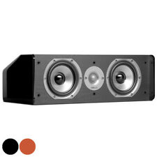 """Polk Audio CS10 Center Channel Speaker with Dual 5-1/4"""" Drivers"""