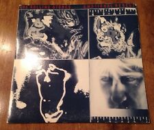 The Rolling Stones Emotional Rescue Vinyl W/POSTER 1980 Record LP