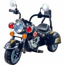 Lil' Rider Harley Style Wild Child Foot Operated Motorcycle Ideal Kids Gift NEW