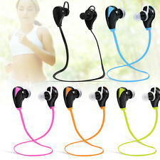 G6 Bluetooth Wireless Sports Headset Noise Reduction Earphone for Smartphone