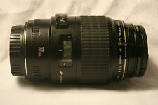 canon ef 100mm f 2 8 macro usm    with  filter b/w
