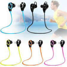 RQ7 Bluetooth Wireless Sports Headset Noise Reduction Earphone for Smartphone