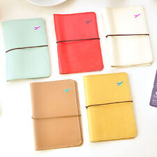 Travel Leather Passport Holder Card Case Protector Cover Wallet Organizer Bag