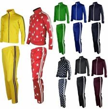 Mens Womens Running jogging Track Suit warm up pants jackets gym training wearH3