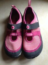 Girls MERRELL Barefoot Pure Glove Kids Confetti Water Shoes Size 5.5 EUC