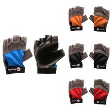 Outdoor Bike Bicycle Breathable Sport Cycling Half FInger Gloves 4 Colors