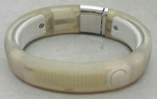 Nike Fuel Band Physical Fitness Tracker White Clear Tested