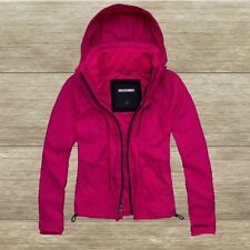 ABERCROMBIE & FITCH WOMEN'S ISABELLE-ABBY NYLON COAT /JACKET NEW SIZE XS