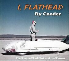 I, Flathead - Cooder, Ry (CD) Deluxe Edition