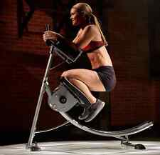 AbCoaster Max Fitness Workout Machine Ab Coaster Exercise Get In Shape New Year