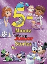 5-Minute Disney Junior Stories (5-Minute Stories) by Disney Book Group