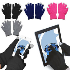 "Unisex TouchTip TouchScreen Winter Gloves For PADGENE  Vogue 6"" Smart Phone"