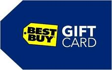 $400 Best Buy Gift Card-Store Credit- Physical delivery only