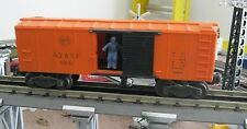Lionel #63132 Operating AT & ST Box Car