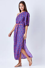 NEW Firefly Womens Calf Length Dresses Eliza Dress PeonyPink