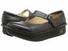 Alegria Dayna Black Napa Leather Shoes ALG-DAY-601