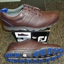 NEW FootJoy DRYJOYS CASUAL Golf Shoes, LEATHER, PICK SIZE & COLOR, $180, 2-YEAR