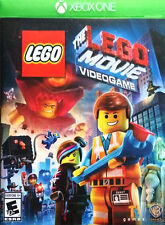 The LEGO Movie Videogame Microsoft Xbox One New Sealed