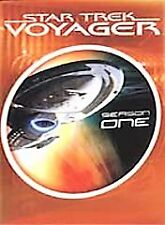 Star Trek: Voyager - The Complete First Season (DVD, 2004, 5-Disc Set, Checkpoin