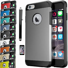 """Hybrid Armor ShockProof Protective Hard Case Cover For Apple iPhone 6S/6 4.7"""""""