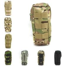 Military Hanging Bag Hiking Camping Nylon Waist Bag Pouch Stereo Equipment Bag